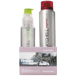Paul Mitchell On The Horizon Super Skinny Serum & Hot Off The Press Duo