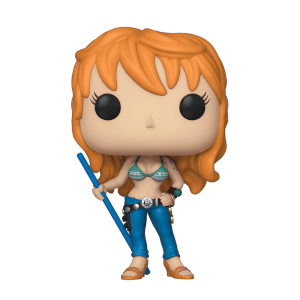 One Piece Nami Pop! Vinyl Figur
