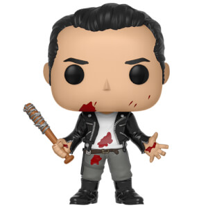 Figurine Pop! Negan (Rasé de Près) - The Walking Dead