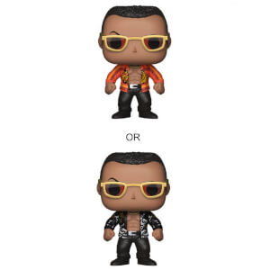 Figura Pop! Vinyl The Rock Old School - WWE
