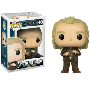 Figurine Pop! Peter Pettigrow Harry Potter