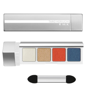 RMK FFFuture Eyeshadow Palette - Re Velvet White 2.8g