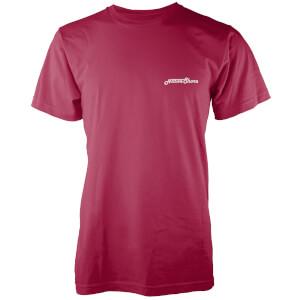 T-Shirt Homme Core Logo Native Shore - Rouge