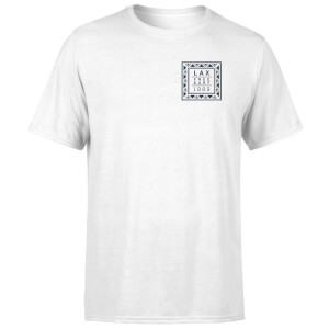 Native Shore Men's LAX 1989 T-Shirt - White
