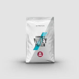 Myprotein Impact Whey Protein - Red Bean - 1kg