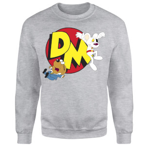 Danger Mouse Penfield Run Sweatshirt - Grey