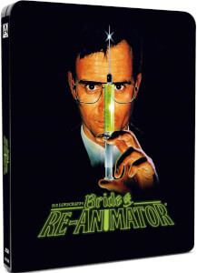 Bride of Re-Animator - Zavvi UK Exclusive Limited Edition Steelbook