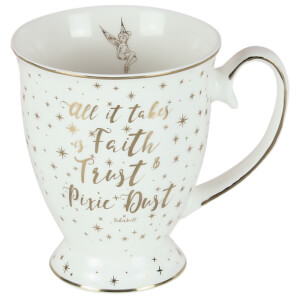Disney Tinkerbell: All it Takes is Faith, Trust and Pixie Dust Mug
