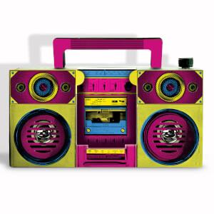 Boombox Lautsprecher