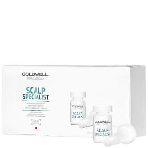 Goldwell Dualsenses Scalp Specialist Anti-Hair Loss Scalp Specialist Serum 8 x 6ml
