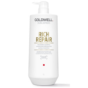 Shampoo Restaurador Rich Repair da Goldwell Dualsenses 1000 ml
