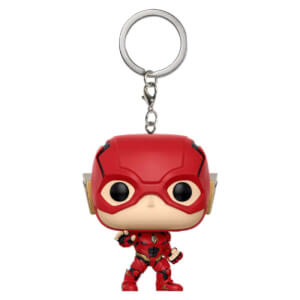Justice League The Flash Funko Pop! Keychain