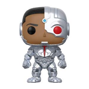 Llavero Pocket Pop! Cyborg - La Liga de la Justicia