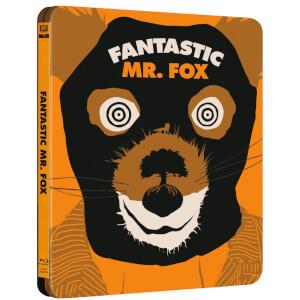 Fantastic Mr Fox - Zavvi Exclusive Limited Edition Steelbook