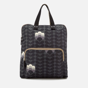 Orla Kiely Women's Backpack Tote - Dusk