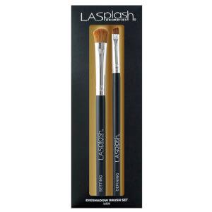 LA Splash Duo Brush Set - Gold and Silver