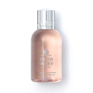 Molton Brown Rhubarb and Rose Bath and Shower Gel