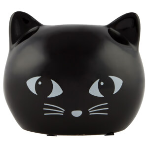 Sass & Belle Black Cat Money Box
