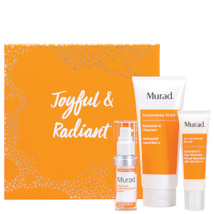 Murad Joyful and Radiant Set (Worth £125)