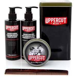 Uppercut Deluxe Matt Pomade Combo Kit (Worth £49.00)