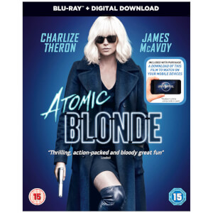 Atomic Blonde (Includes Digital Download)