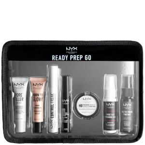 NYX Professional Makeup Jet Set Travel Kit - Pro Prep, Prime & Finish