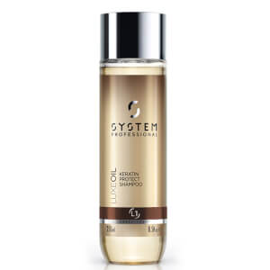 System Professional LuxeOil Keratin Protect Shampoo 250ml