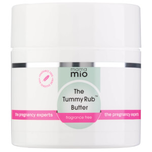 MAMA MIO FRAGRANCE FREE TUMMY RUB BUTTER 120 G