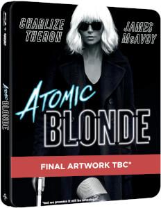 Atomic Blonde - 4K Ultra HD - Steelbook Exclusif Édition Limitée pour Zavvi