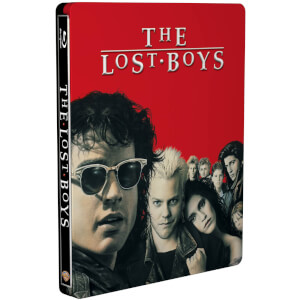 The Lost Boys - Zavvi UK Exclusive Limited Edition Steelbook