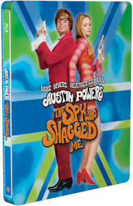 Austin Powers - The Spy Who Shagged Me - Zavvi UK Exclusive Limited Edition Steelbook