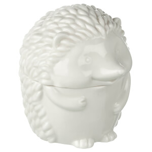 Parlane Hedgehog Ceramic Storage Jar (9 x 9cm)