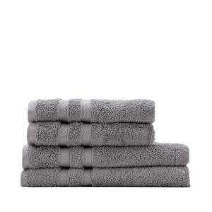 Christy Whitby 4 Piece Towel Bale Set - Flint
