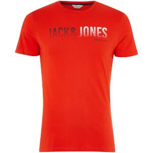 Camiseta Jack & Jones Core Linn - Hombre - Rojo