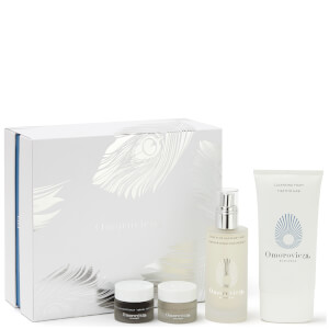 Omorovicza Hut Set Exclusive (Worth Value £129)