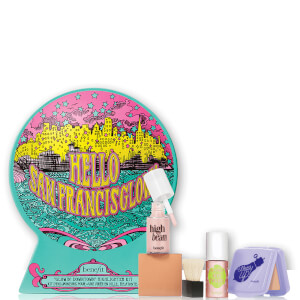 benefit Hello San FrancisGLOW Highlighter Kit (Worth £29.40)