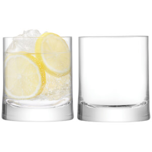 LSA Gin Tumblers - 310ml (Set of 2)