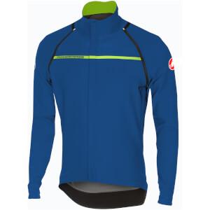 Castelli Perfetto Convertible Jacket - Ceramic Blue
