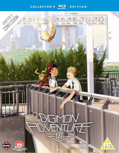 Digimon Adventure Tri The Movie Part 3 - Collectors Edition