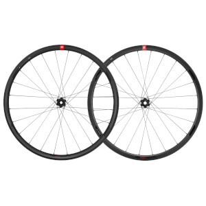 3T R Discus Plus C30W Team Stealth Rear Wheel - Black - 30mm XD