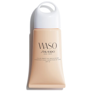 Creme Hidratante WASO Color Smart Day com FPS 30 da Shiseido 50 ml