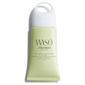 Creme Hidratante Não Oleoso WASO Color Smart Day com FPS30 da Shiseido 50 ml
