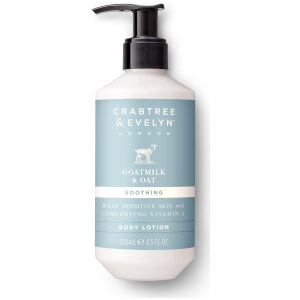 Loção Corporal Goatmilk & Oat da Crabtree & Evelyn 250 ml