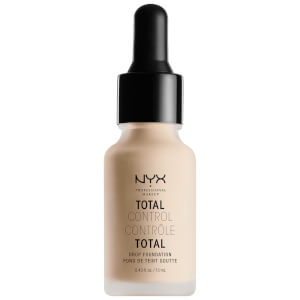 NYX Professional Makeup Total Control Drop Foundation (Ulike fargetoner)