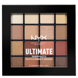Paleta Ultimate Shadow da NYX Professional Makeup - Warm Neutrals
