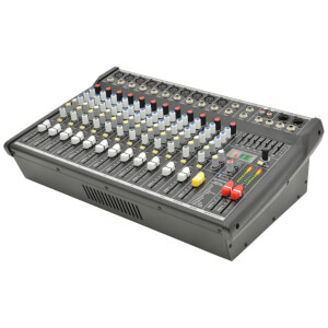 Citronic CSP-714 Compact Powered Mixer with DSP (14 channel)