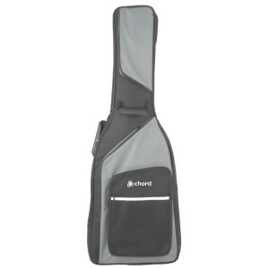 Chord GB-E1 Electric Guitar Gig Bag - Grey