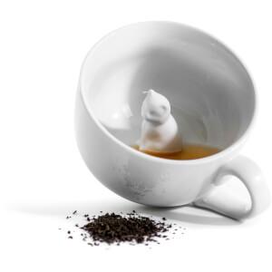 Sagaform Café White Cat Mug