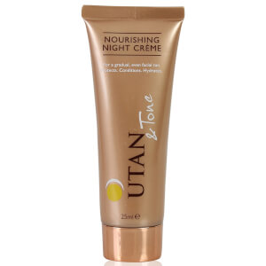 UTAN and Tone Nourishing Night Crème 25ml (Free Gift) (Worth £12.50)