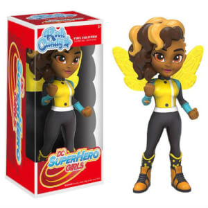 Figurine Bumble Bee DC Super Hero Girls - Rock Candy Vinyl